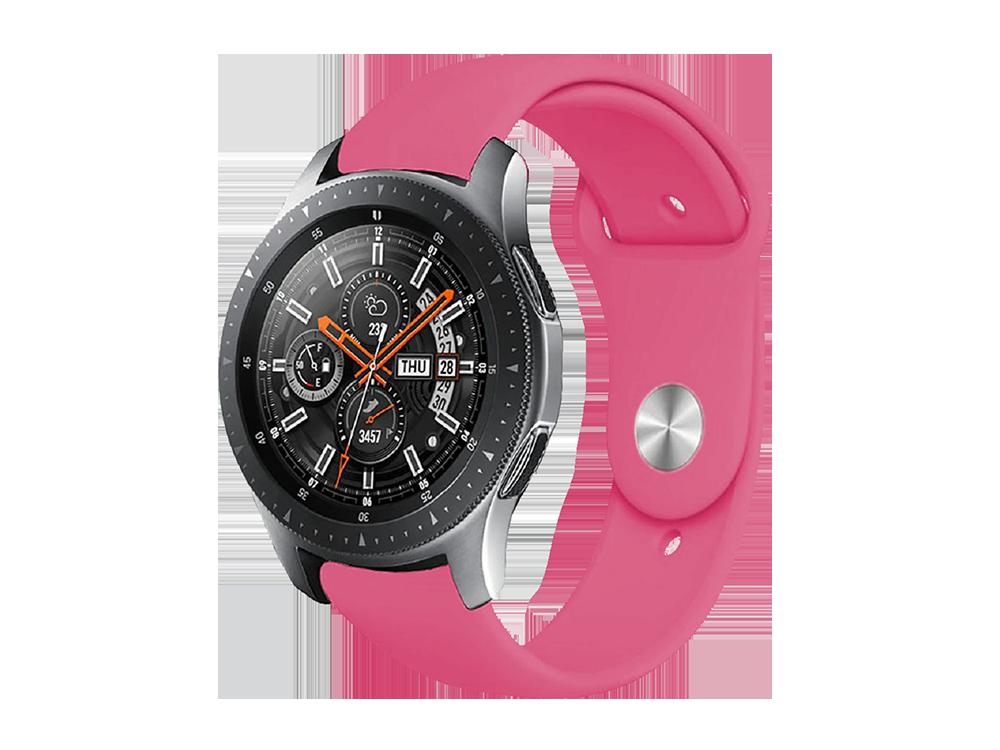 E2M Huawei Watch 20 mm KRD-19 Classic Silikon Kordon-2