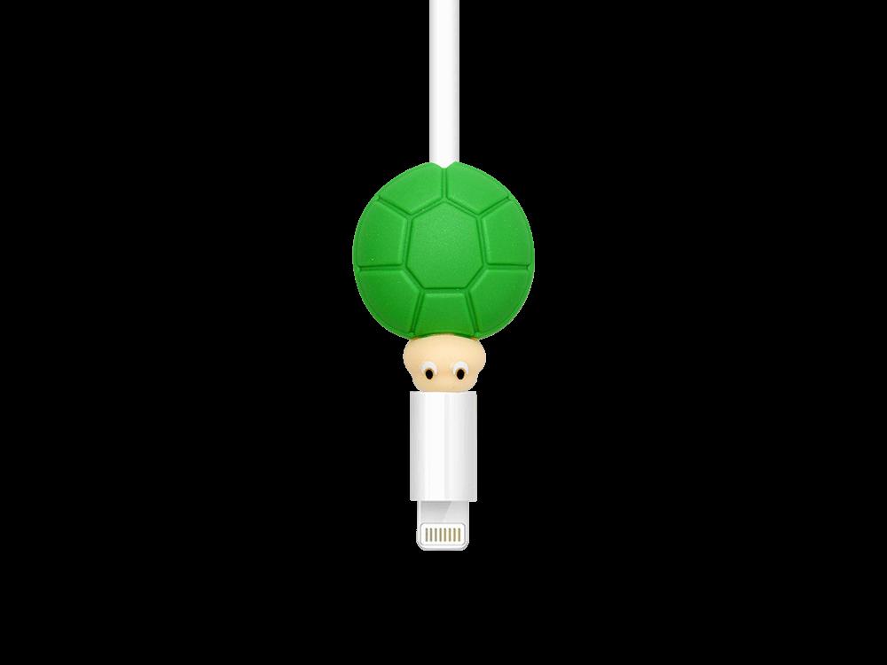 E2M Kaplumbağa Silikon Kablo Koruyucu