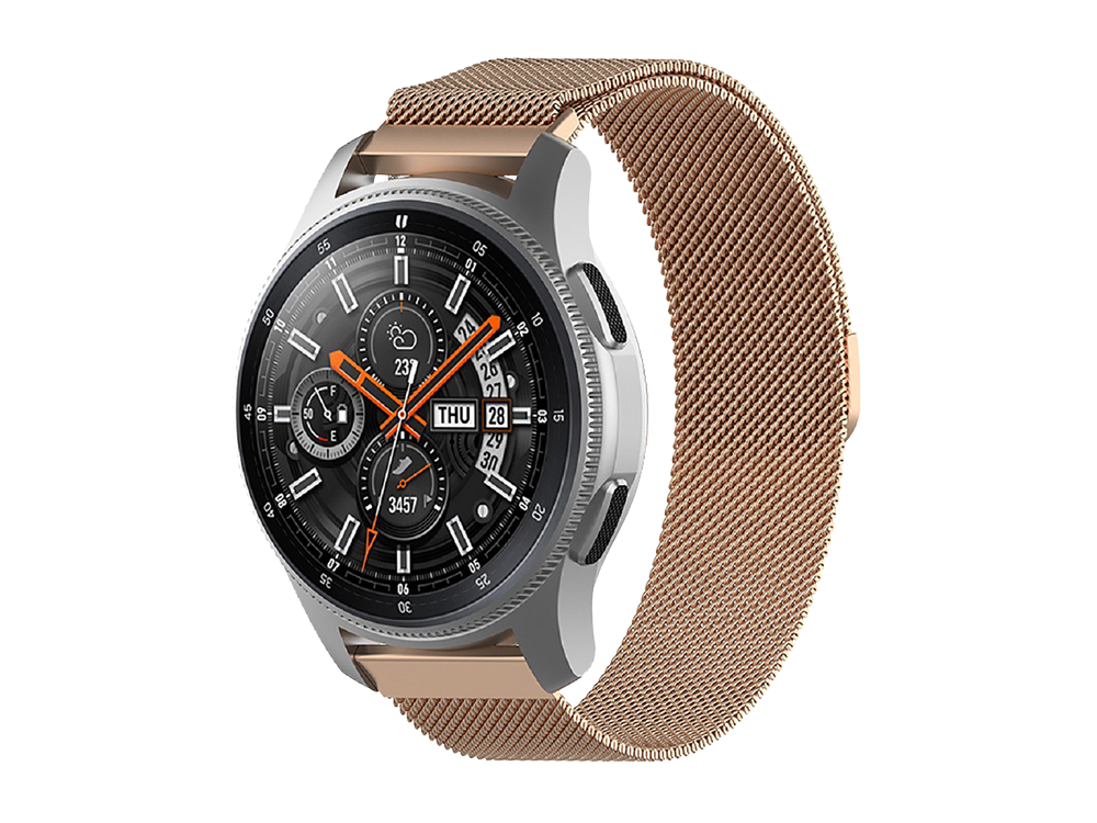 E2M Samsung Watch 20 mm KRD-01 METAL HASIR KORDON