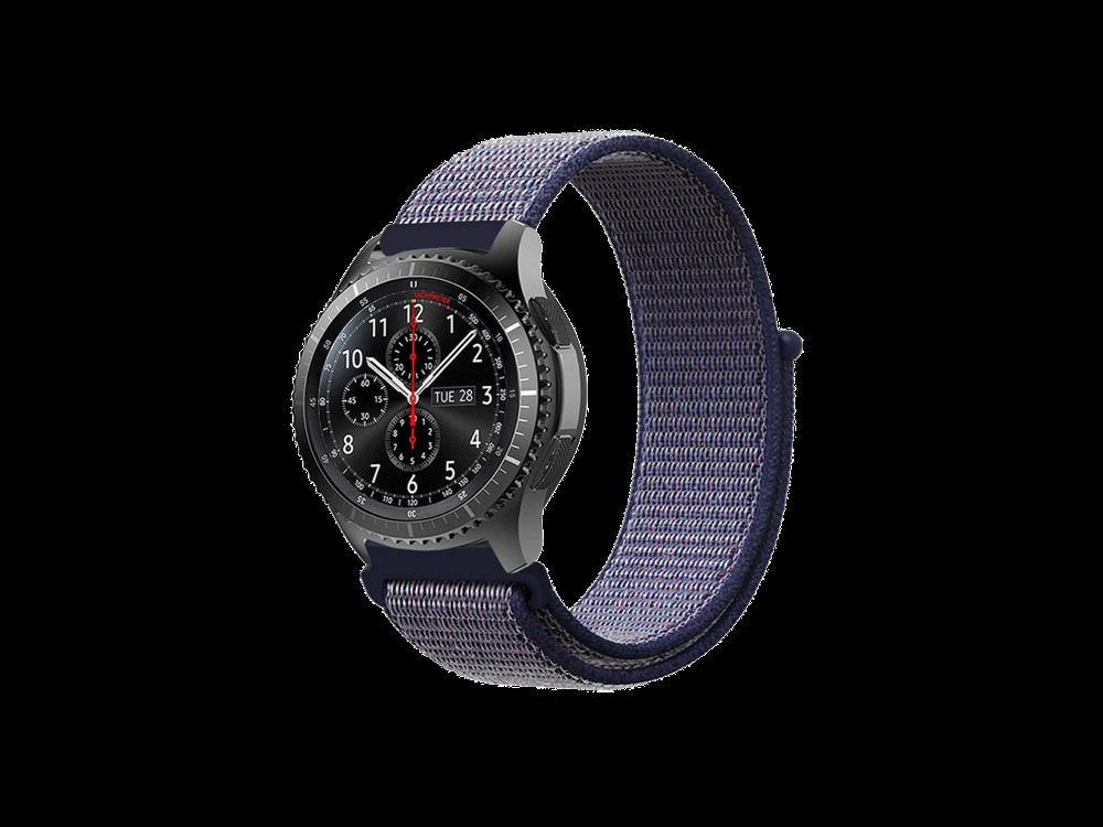 E2M Samsung Watch 22 mm KRD-03 Hasır Kordon-1