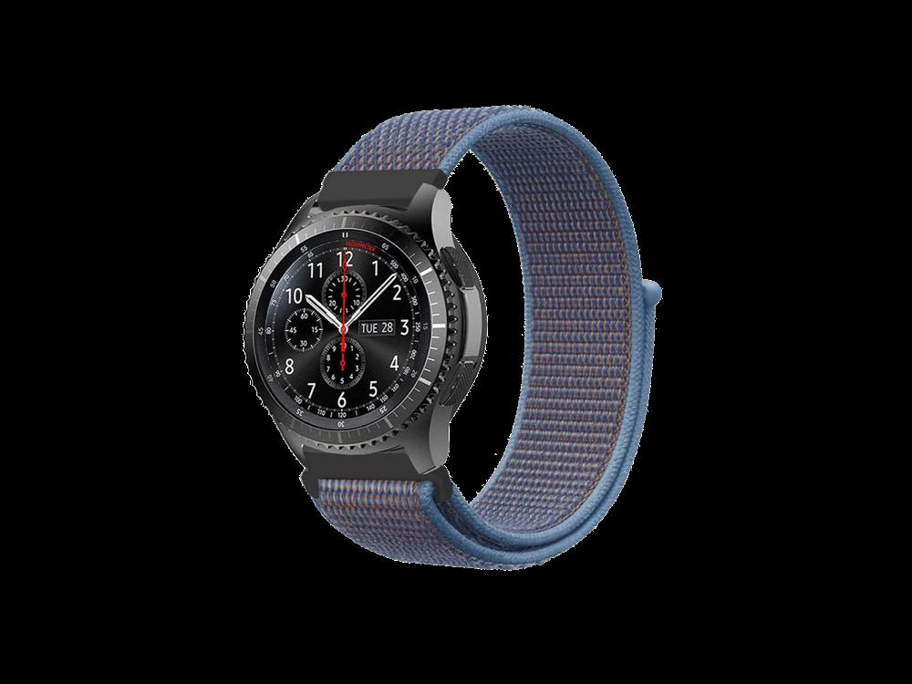 E2M Samsung Watch 22 mm KRD-03 Hasır Kordon-2