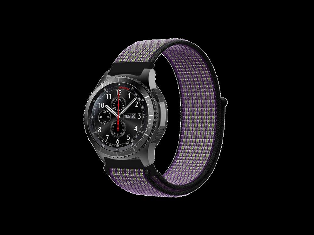 E2M Samsung Watch 20 mm KRD-03 Hasır Kordon-2