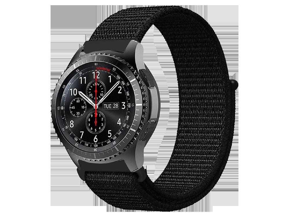E2M Samsung Watch 22 mm KRD-03 Hasır Kordon-3