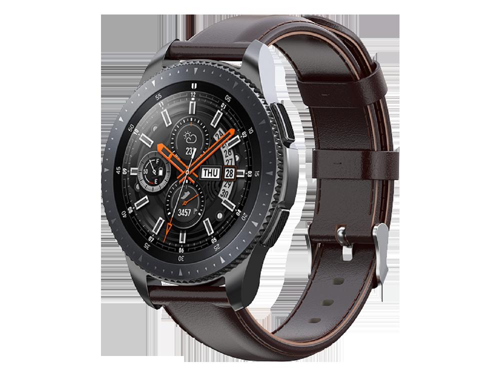 E2M Samsung Watch 20 mm KRD-10 Deri Kordon