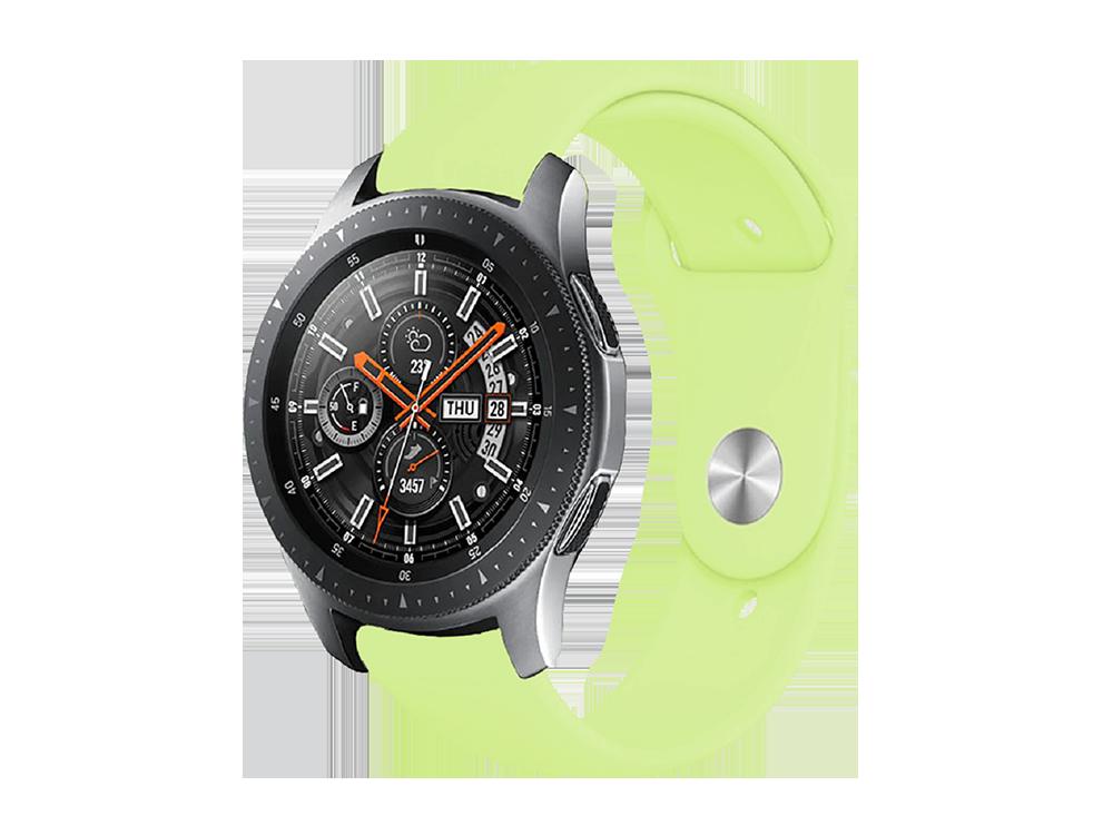 E2M Samsung Watch 20 mm KRD-19 Classic Silikon Kordon-2
