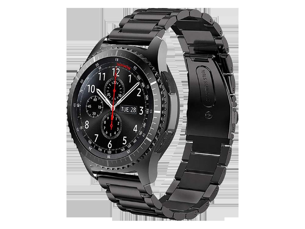 E2M Samsung Watch 22 mm KRD-05 Klasik Metal Kordon
