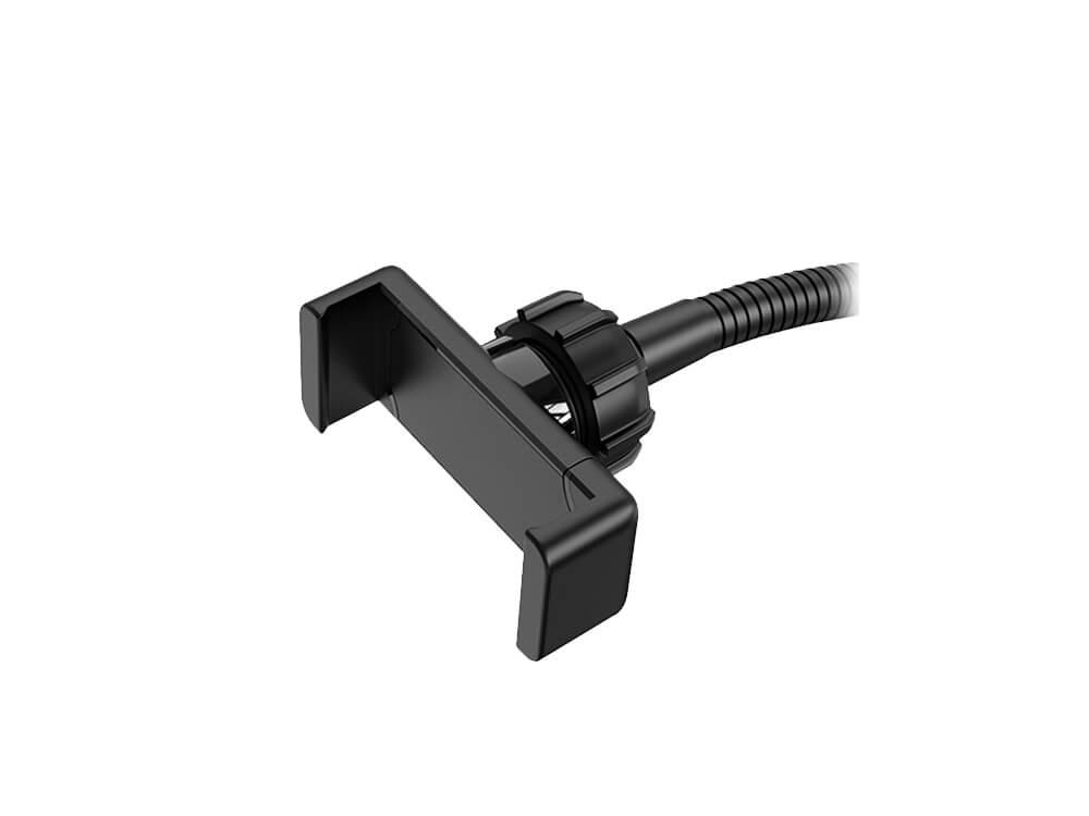 E2M YTB-04 3'ü 1 Arada Metal Işıklı Stant
