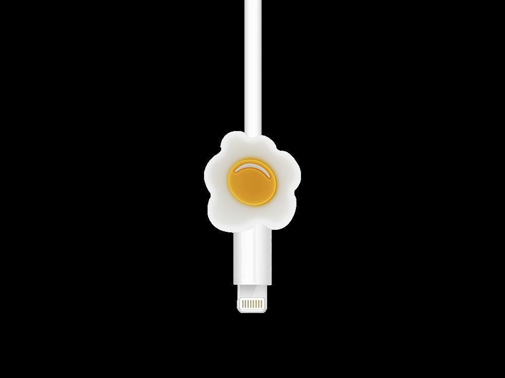 E2M Yumurta Silikon Kablo Koruyucu