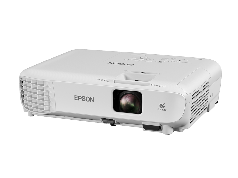 Epson EB-W06 WXGA 3LCD 3700 Lümen 1280x800 Piksel Projeksiyon