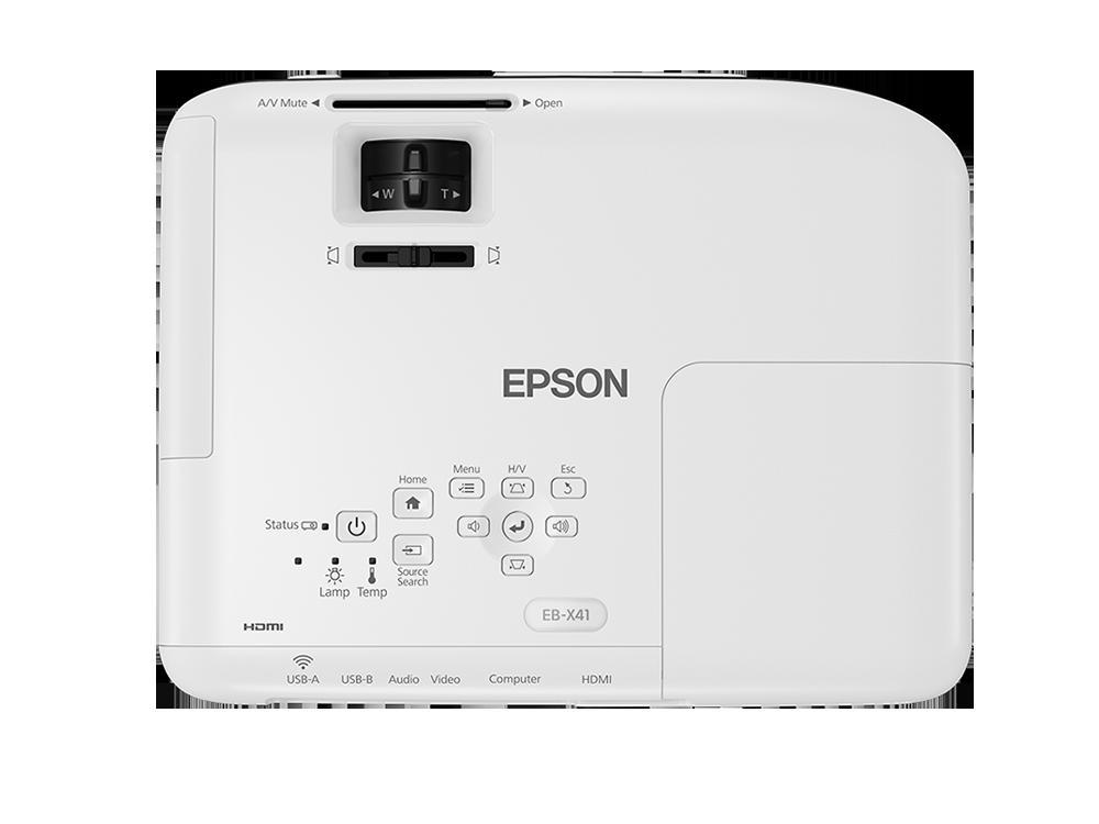 Epson EB-X41 3 LCD HDMI Projeksiyon Cihazı