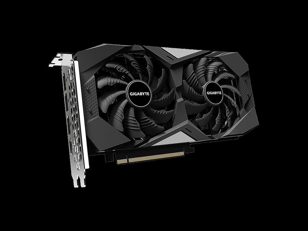 Gigabyte AMD Radeon RX 5500 XT GV-R55XTOC-4GD 4G 128 Bit GDDR6e Ekran Kartı