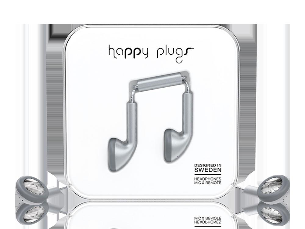 Happy Plugs Earbud Deluxe Kulaklık