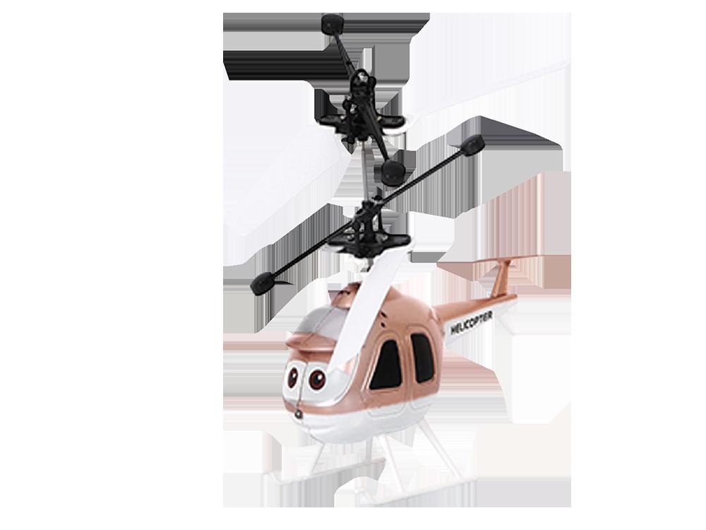Smiley Toys Sensörlü Uçan Süper Helikopter