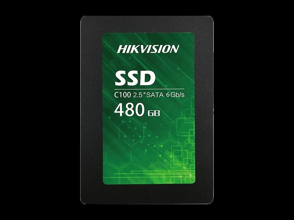 Hikvision 480 GB SSD Disk SATA 3 HS-SSD-C100 / 480G
