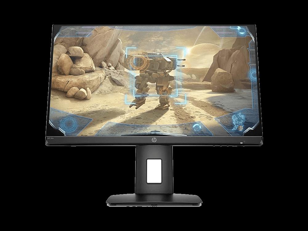 HP 24X 23.8 inç 144Hz 1ms (HDMI+Display) Freesync Oyuncu Monitör 5ZU98AA