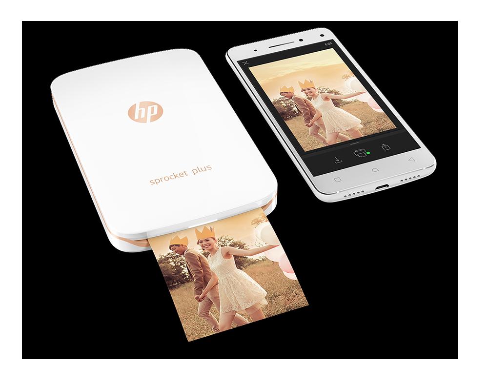 HP Sprocket Plus Fotoğraf Yazıcısı