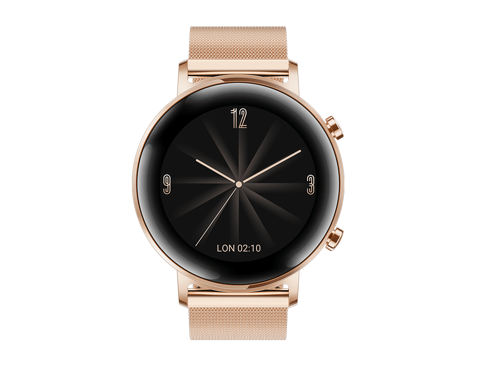 Huawei Watch GT 2 Diana Akıllı Saat 42mm Altın Rengi
