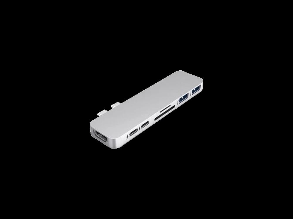 HyperDrive Duo 7 in 2 USB-C Hub Çoklayıcı