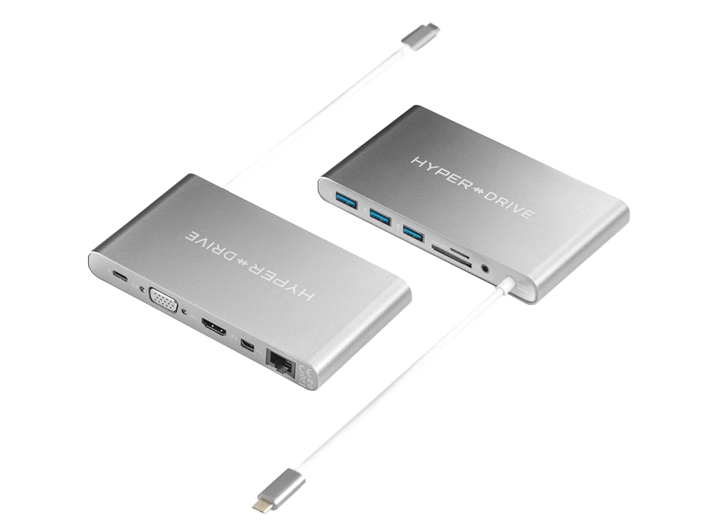 HyperDrive Power 11'i 1 Arada Hub Çoklayıcı