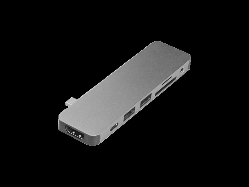 HyperDrive Solo 7'si 1 Arada USB-C Hub Çoklayıcı