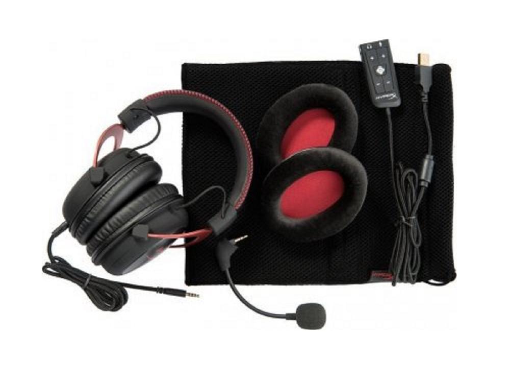 HyperX Cloud II KHX-HSCP-GM Oyuncu Kulaklık