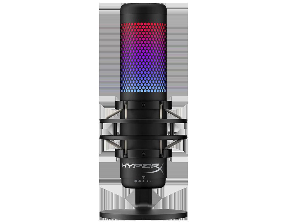 HyperX Quadcast S RGB Mikrofon