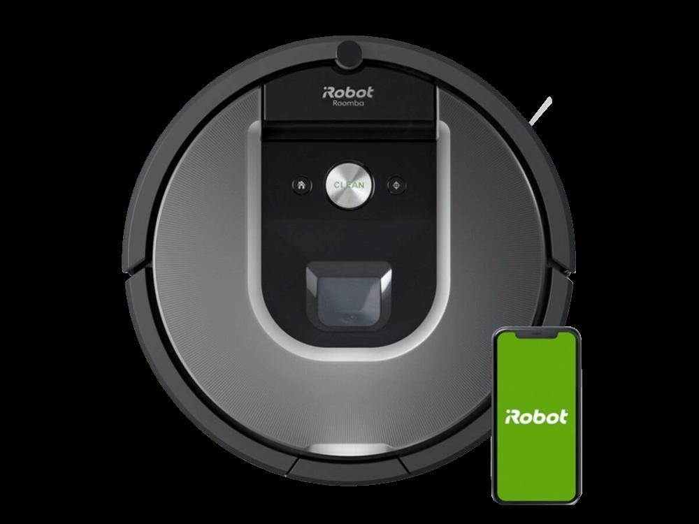 iRobot Robot Roomba 975 Akıllı Robot Süpürge