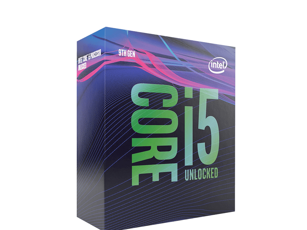Intel Core i5-9600K 3.70 GHz İşlemci