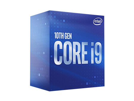 Intel Core i9 10900 2.8GHz 20MB İşlemci