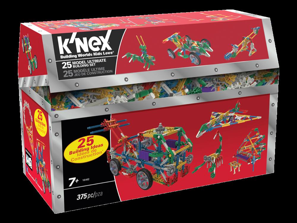 K'NEX Imagine 25 Farklı Model Set 16462