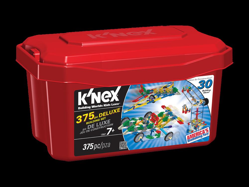 K'NEX Imagine 375 Parça Deluxe Yapı Seti 13597