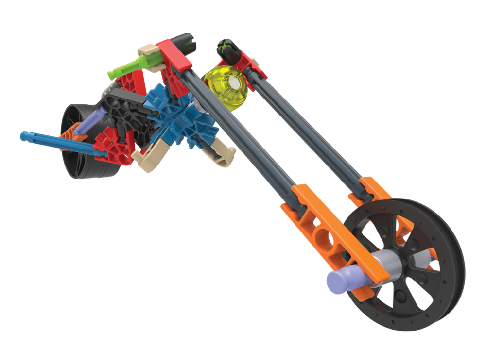 K'NEX Imagine Motorcycle 17007