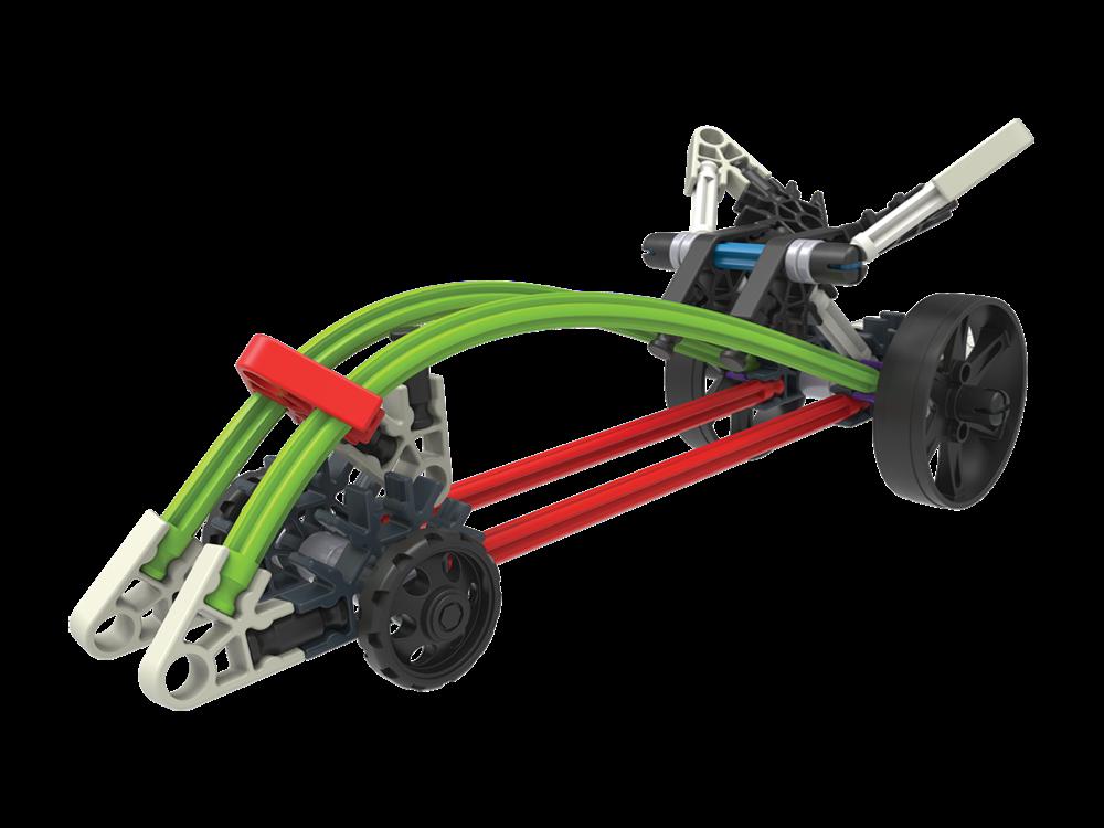 K'NEX Imagine Rocket Car 17006