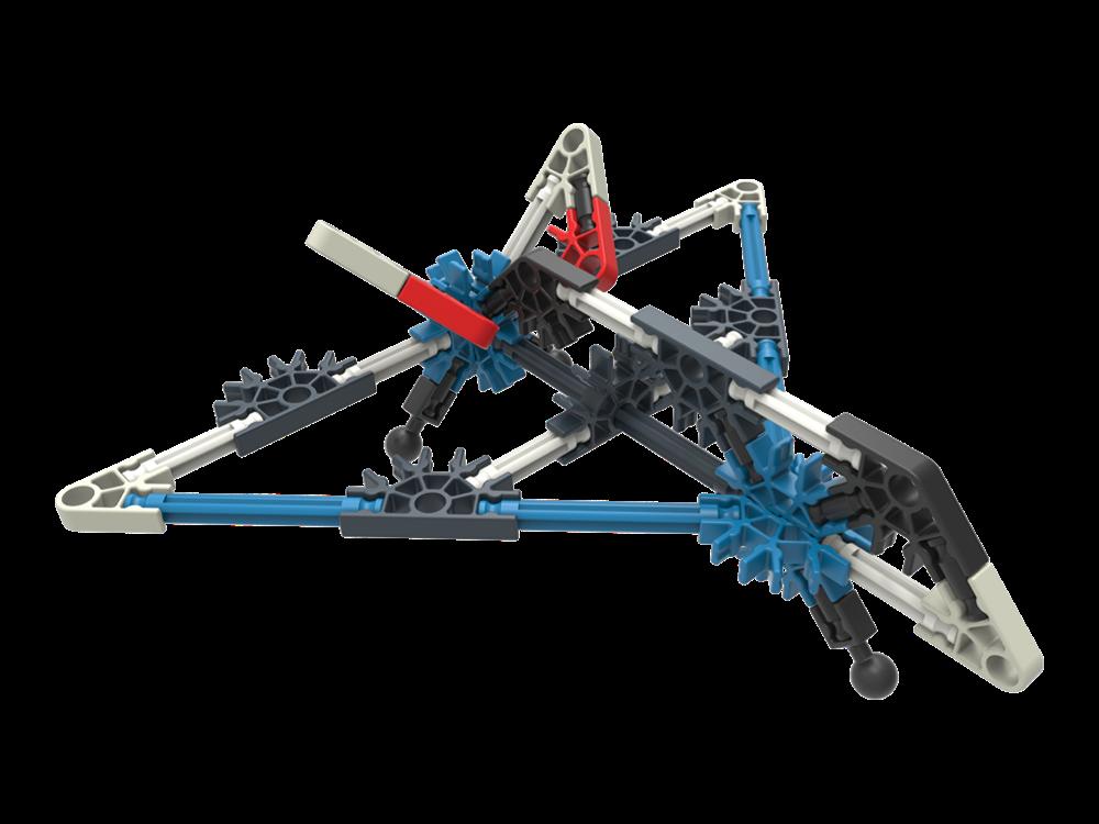 K'NEX Imagine Stealth Plane 17008