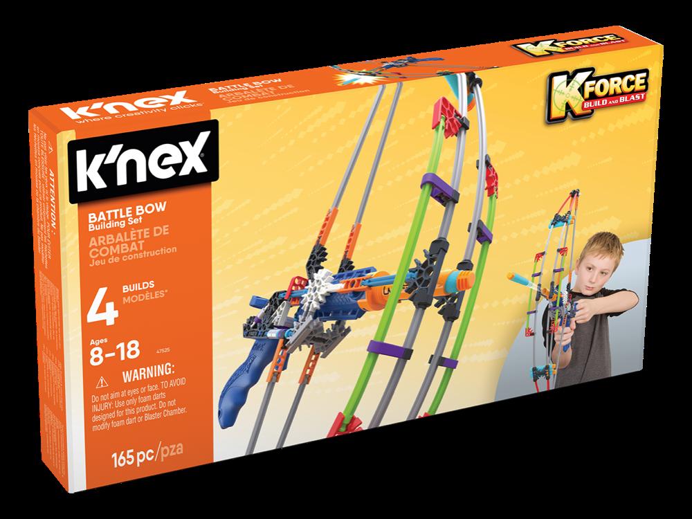 K'NEX K-Force Battle Bow Set 47525