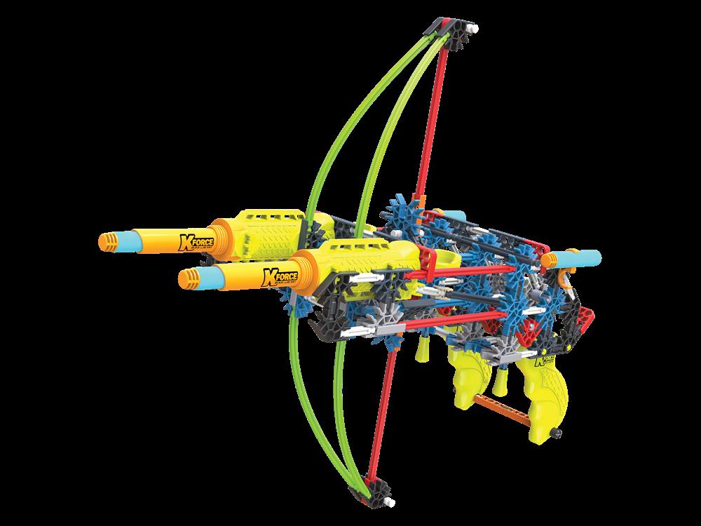 K'NEX K-Force Dual Cross Set 47526