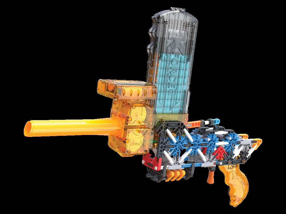 K'NEX K-Force Flash Fire Blaster Set (Motorlu) 47010