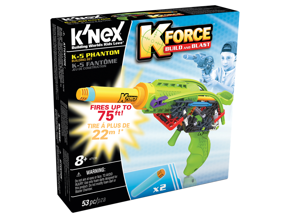 K'NEX K-Force K-5 Phantom Set 47538