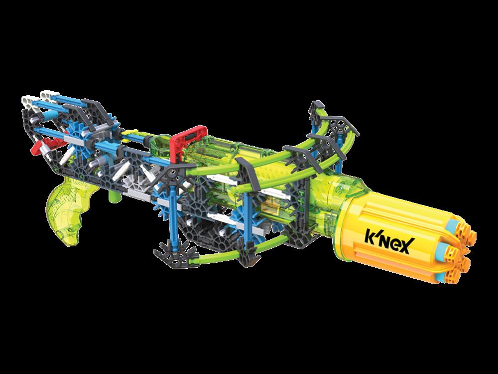 K'NEX K-Force Super Strike Rotoshot Blaster Set 47009