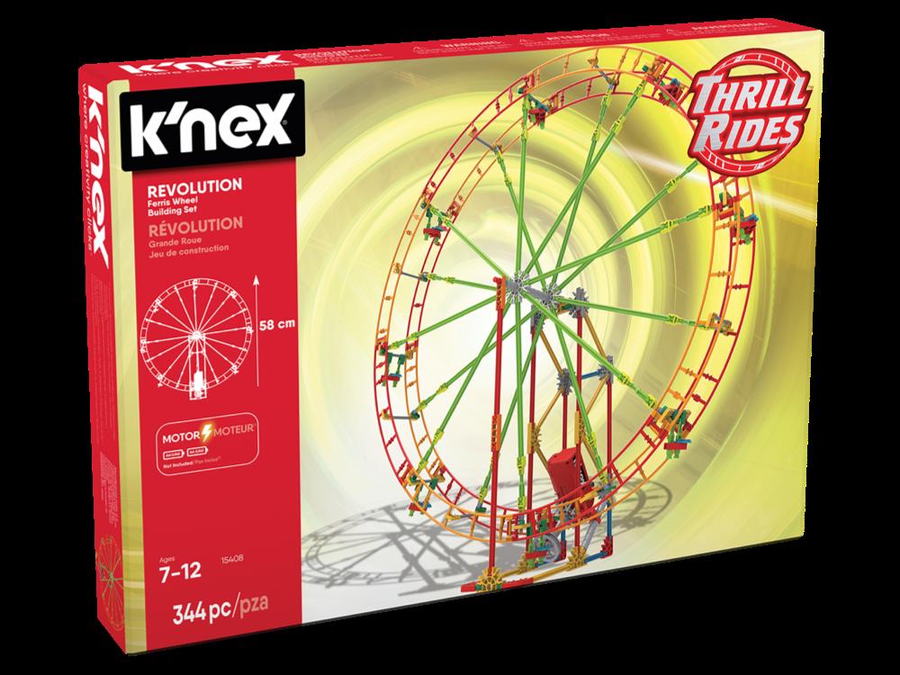 K'NEX Revolution Ferris Wheel Dönme Dolap (Motorlu) 15408