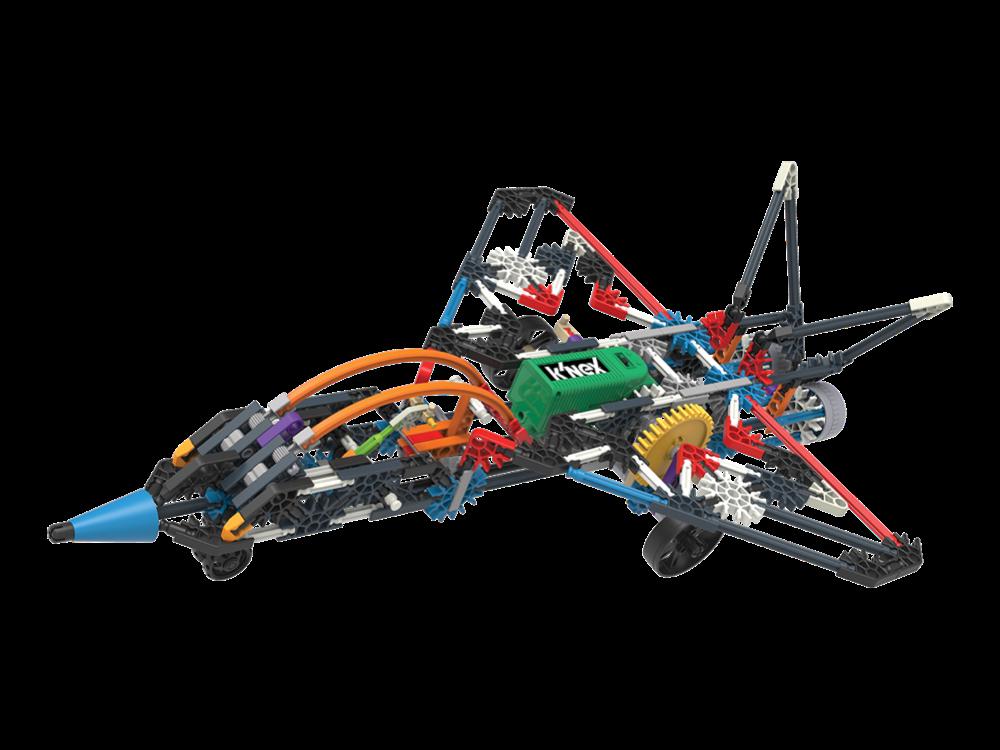 K'NEX Turbo Jet 2 Model Set (Motorlu) 16004