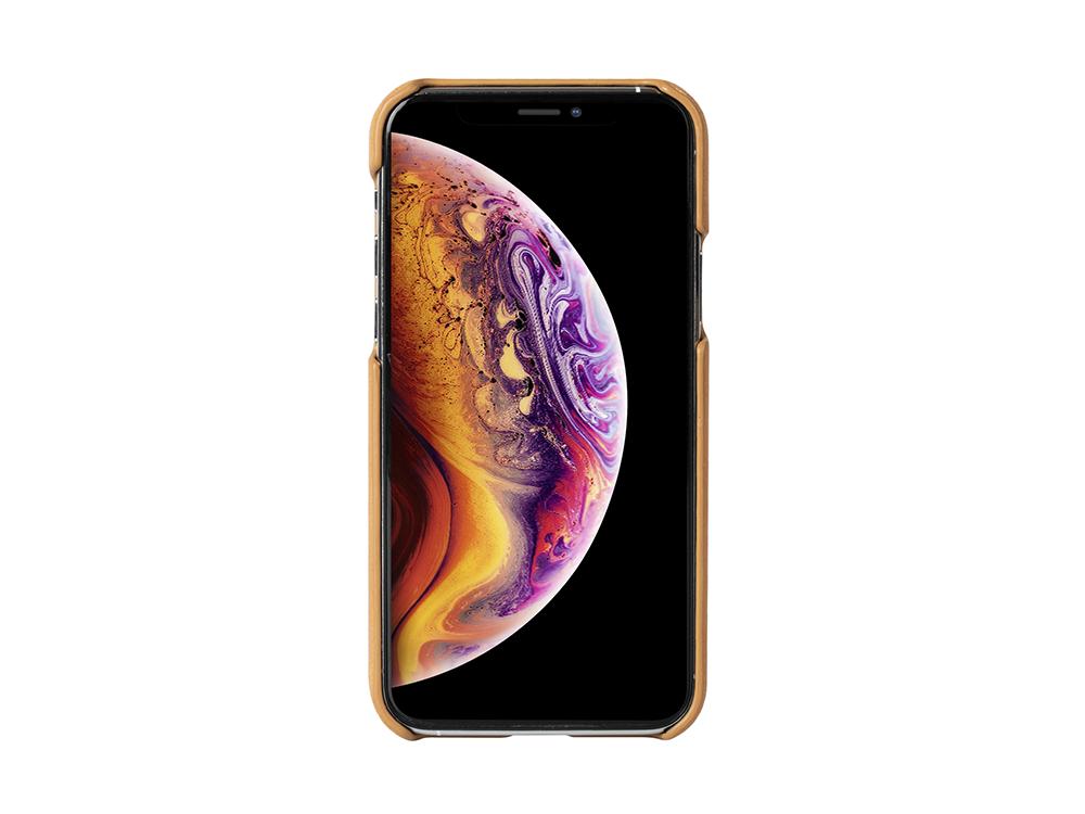 Krusell iPhone 11 Pro Kart Bölmeli Deri Kılıf