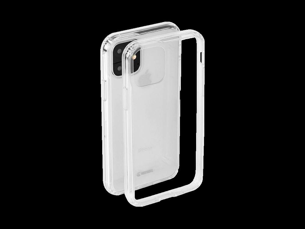 Krusell Kivik iPhone 11 Pro Max Şeffaf Kılıf