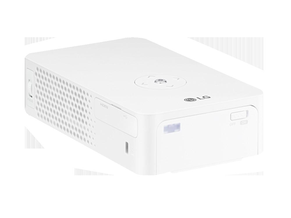 LG PH30JG 1280x720 HD 250 ANSI Lümen 30.000 Saat Lamba Ömrü Mobil LED Projeksiyon Cihazı + Tripod Hediye