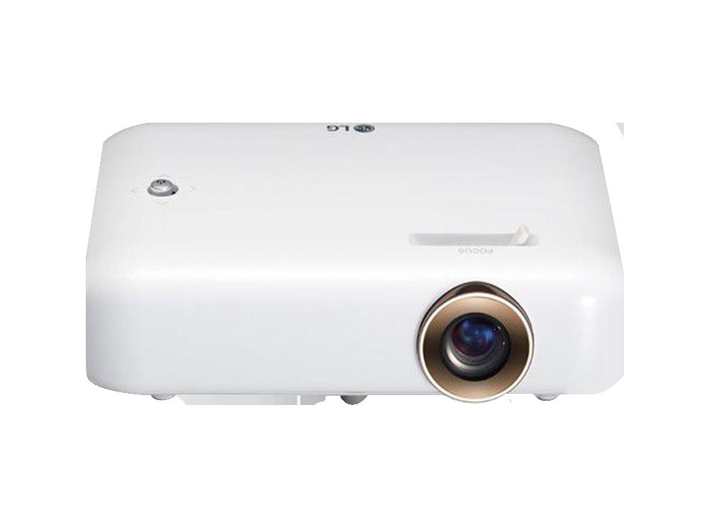LG PH550G 1280X720 550 ANSI Lümen LED Projeksiyon Cihazı + Tripod Hediye