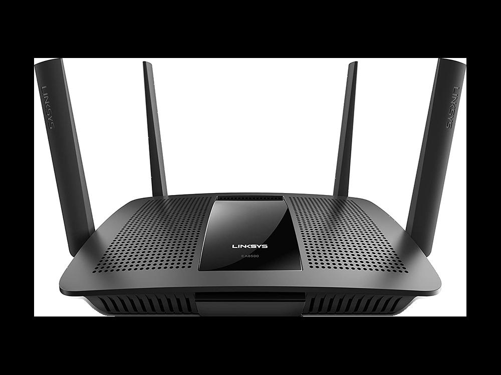 Linksys EA8500-EU Max-Stream Smart Wi-Fi Router