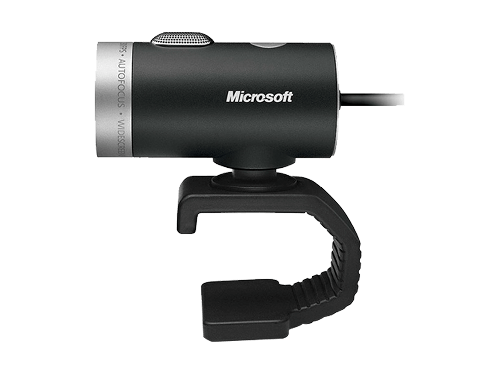 Microsoft Lifecam 720P HD Mikrofonlu Webcam 6CH-00002