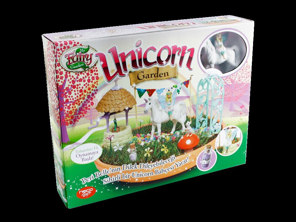 My Fairy Garden Unicorn Bahçesi 301