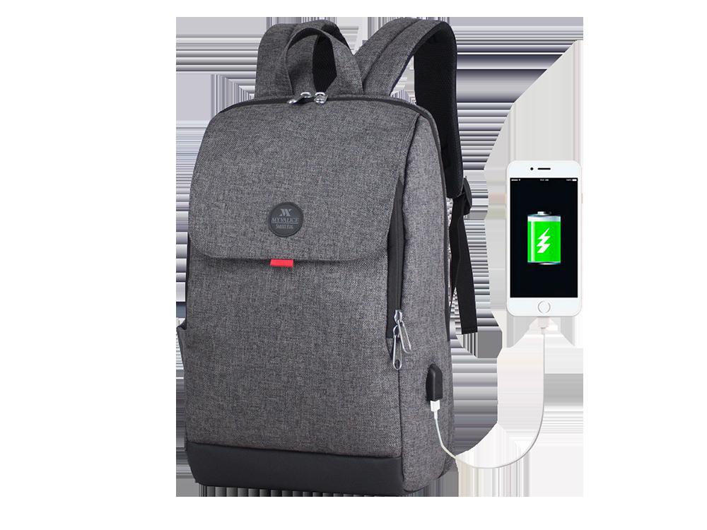 My Valice Smart Bag Business USB Şarj Girişli Akıllı Notebook Sırt Çantası