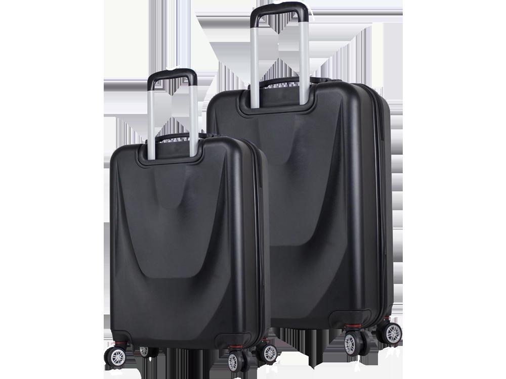 My Valice Smart Bag Energy USB Şarj Girişli 2'li Valiz Seti (Kabin ve Orta)